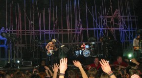 Austin City Limits Festival 2012: The Red Hot Chili Peppers Return to ACL
