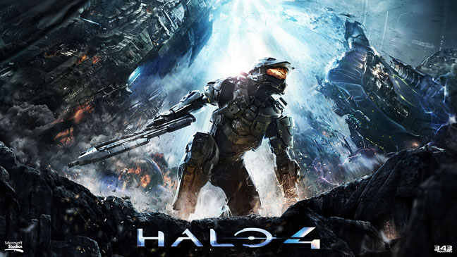Nuclear Salad Halo 4 Is Coming Out Soon Here S A Buncha Halo