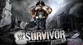 WWE: Survivor Series 2012 Results