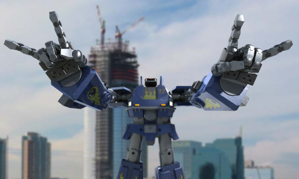 Nuclear Salad Get Your Mech On 5 Movies With Piloted Giant Robots
