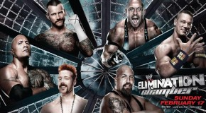 I Watch Alone – WWE's 2013 Elimination Chamber PPV Live Blog