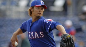 MLB Guest Post: Can Yu Darvish Contend For a Cy Young Award?
