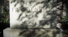 Poster for Lionsgate's I, FRANKENSTEIN Is Alive!