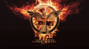 A Photo Jennifer Lawrence Doesn't Mind You Seeing – MOCKINGJAY PART 1 Poster Debuts