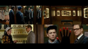 This Valentine's Day Weekend See Kingsman