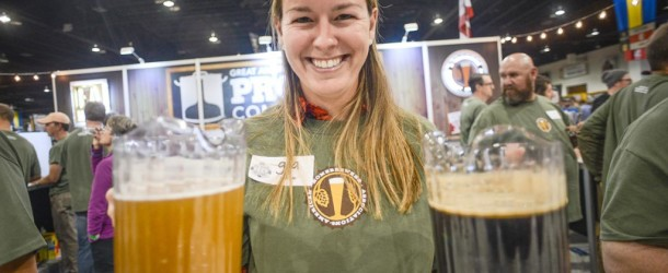 Great American Beer Festival 2015 — Bigger and Beerier!