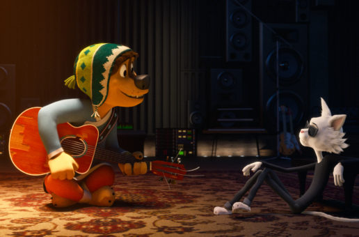 Rock Dog Rocks Theaters This Weekend