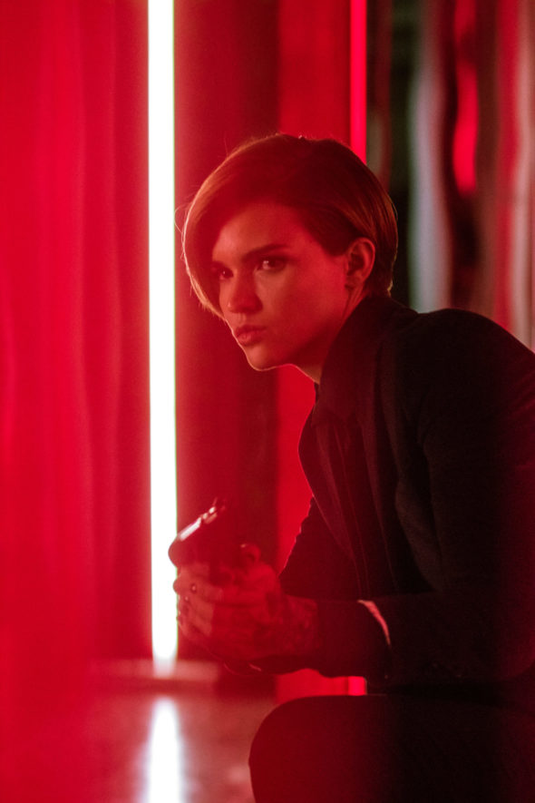 Ruby Rose in John Wick